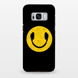 Galaxy S8+  Smiley Headphones by Mitxel Gonzalez