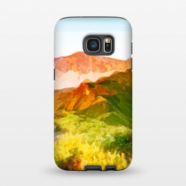 Galaxy S7  Forest Mountain by Creativeaxle