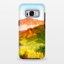 Galaxy S8 plus  Forest Mountain by
