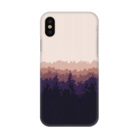 iPhone X  Summer Forest by Creativeaxle