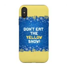 Don't eat the yellow snow! by Art Design Works