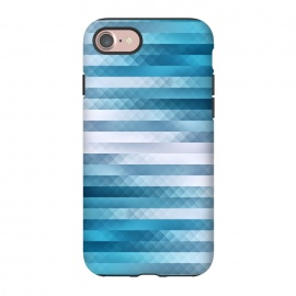 iPhone 8/7  Blue Color Pattern by Art Design Works