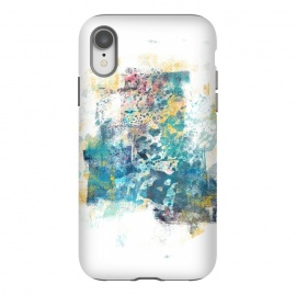 iPhone Xr  City Tide - Abstract Painting II by Art Design Works