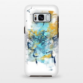 Galaxy S8+  Element Metamorphosis - Abstract Painting IV by Art Design Works