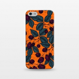 iPhone 5/5E/5s  Blackberry hand  drawn pattern by
