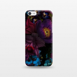 iPhone 5C  Mystical Flower Night by Utart