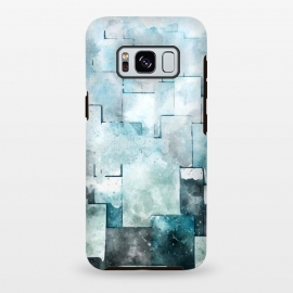 Galaxy S8 plus  Abstract Squares by