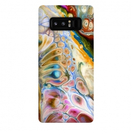 Galaxy Note 8  Abstract Beauty by Creativeaxle