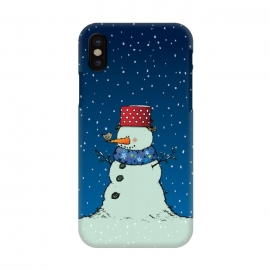iPhone X  Song for Mr.Snowman by Mangulica