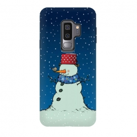 Galaxy S9 plus  Song for Mr.Snowman by  (snowman,snow,winter,frosty,robin,bird,carrot,snowing,kids,children,holidays,christmas,xmas,fun,funny,jolly,happy,nursery,pot,scarf,cold,vintage)