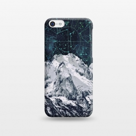 iPhone 5C  Constellations over the Mountain by ''CVogiatzi.