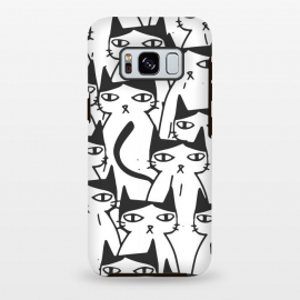 Galaxy S8 plus  Cats by