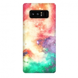 Galaxy Note 8  Personal Space by  (graphic design, watercolor, other, abstract, concept, space, galaxy, nature, stars, magic, exotic, space travel, nasa)