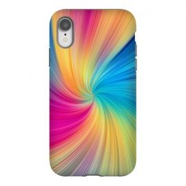 Rainbow Abstract Design by Art Design Works