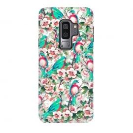 Galaxy S9 plus  Birds & Flowers by