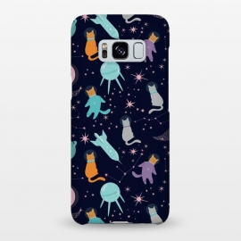 Galaxy S8+  Cats in space by Utart
