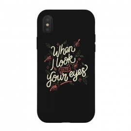 when i look into your eyes by cowohigienis (typegang ,handlettering ,designinspiration ,typografi ,thedailytype ,goodtype ,handmadefont ,script ,art ,design ,ligaturecollective ,typostrate ,inspiration ,apparel ,clothing ,brand ,handtype ,brush ,brushlettering ,typematters ,letter ,case ,ilustrator ,ilustration ,music ,band ,typography,love )