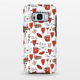 Galaxy S8 plus  I love you- happy valentines day by