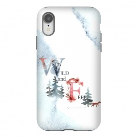 iPhone Xr  Wild and free by