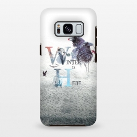 Galaxy S8 plus  Winter is here by