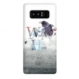 Galaxy Note 8  Winter is here by Utart