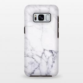 Galaxy S8 plus  Elegant white marble by