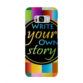 WRITE YOUR OWN STORY by MALLIKA