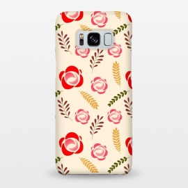 Galaxy S8+  Floral in Collage by Creativeaxle