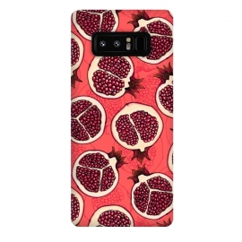 Galaxy Note 8  Pomegranate slices by