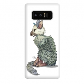Galaxy Note 8  Trico by Chiterra