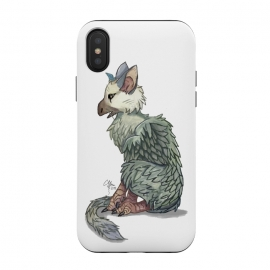 Trico by Chiterra (Trico,the lst guardian,video game,animal,playstation,animations,The last guardian trico,love,animals,game,playstation 4,Chiterra)