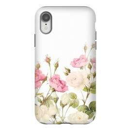 iPhone Xr  Roses Meadow by