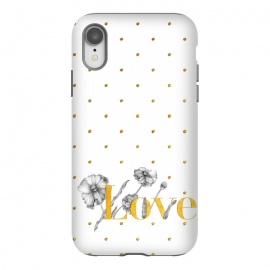 iPhone Xr  LOVE by Utart