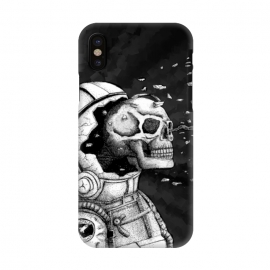 iPhone X  Among the Stars by Gringoface Designs