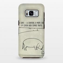 Galaxy S8 plus  O Sapo by