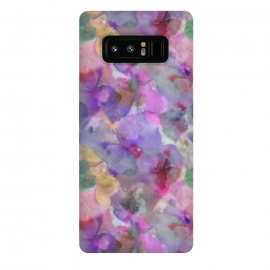 Galaxy Note 8  Colorflowers by