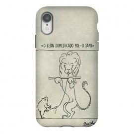 iPhone Xr  O León domesticado pol-o sapo by
