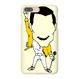 iPhone 8/7 plus  Freddie Mercury by