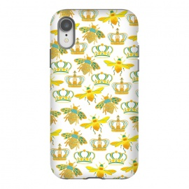 iPhone Xr  Royal Bees by