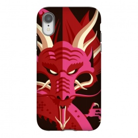 iPhone Xr  Red Dragon by