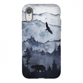 iPhone Xr  The mountains are calling- bear and eagle by