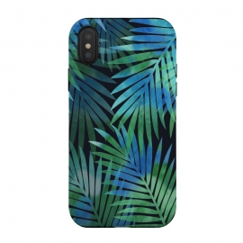 iPhone Xs / X  Tropical Memories in Relaxing Palms by