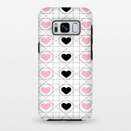 Galaxy S8 plus  Love Pattern by