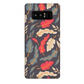 Galaxy Note 8  Vintage Floral Pattern 009 by