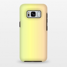 Galaxy S8 plus  YELLOW PINK SHADES by
