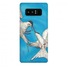 Galaxy Note 8  Arctic Terns by