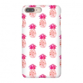 iPhone 8/7 plus  Hala Kahiki Pink Pattern  by