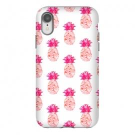 iPhone Xr  Hala Kahiki Pink Pattern  by