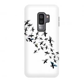Galaxy S9 plus  Origami Birds by