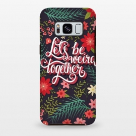 Galaxy S8 plus  Let's Be Weird Together 01 by